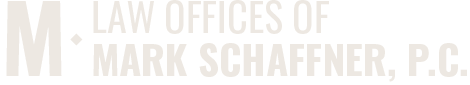 Law Offices of Mark Schaffner, P.C. Logo