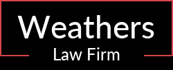Weathers Law Firm Logo