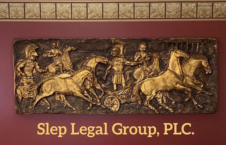 Shep Legal Group, PLC graphic