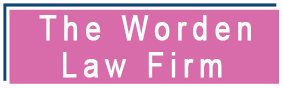 The Worden Law Firm Logo