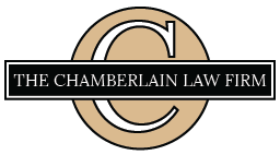 The Chamberlain Law Firm Logo