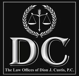 Law Offices of Dion J. Custis, P.C. Logo