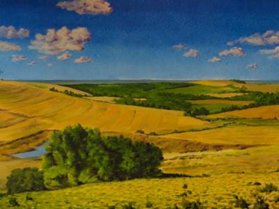 Natural Landscape painting