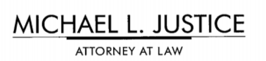 Michael L. Justice Attorney at Law Logo