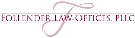 Follender Law Offices, PLLC Logo