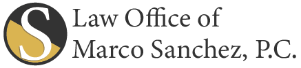 Law Office of Marco Sanchez, P.C. Logo