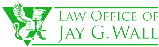 Law Office of Jay G. Wall Logo