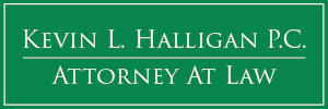 Kevin L. Halligan P.C. Attorney At Law Logo