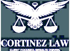 Cortinez Law Firm Logo