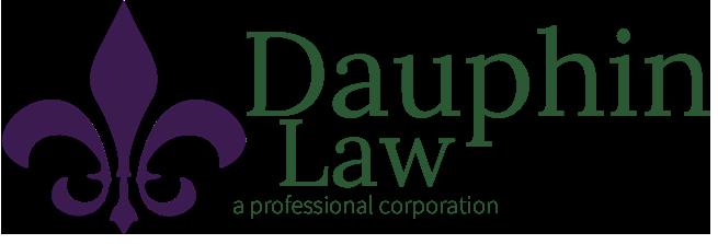 Dauphin Law A Professional Corporation Logo
