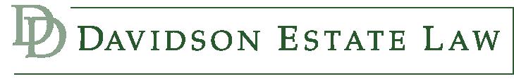 Davidson Estate Law Logo