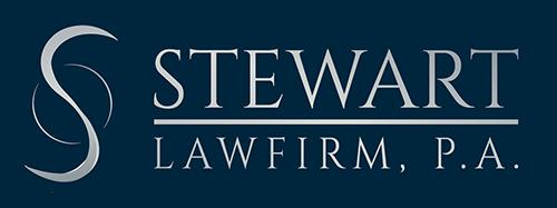 Stewart Law Firm, P.A. Logo